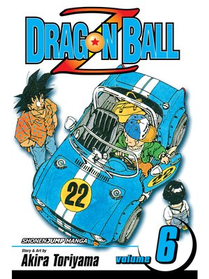 cover image of Dragon Ball Z, Volume 6