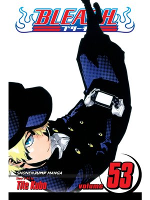 cover image of Bleach, Volume 53