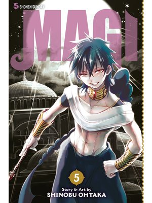 cover image of Magi: The Labyrinth of Magic, Volume 5