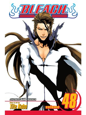 cover image of Bleach, Volume 48
