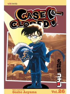 cover image of Case Closed, Volume 26
