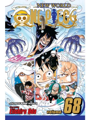 cover image of One Piece, Volume 68