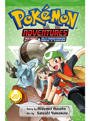 cover image of Pokémon Adventures, Volume 20