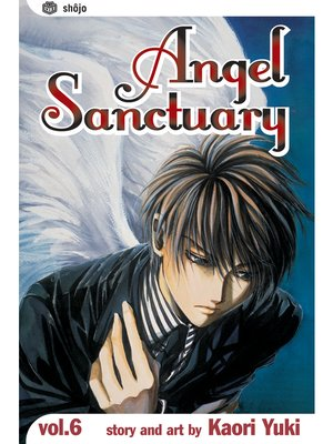 cover image of Angel Sanctuary, Volume 6