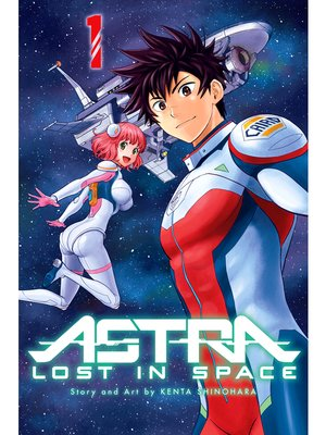 cover image of Astra Lost in Space, Volume 1