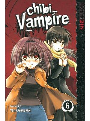 cover image of Chibi Vampire, Volume 6
