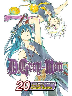cover image of D.Gray-man, Volume 20