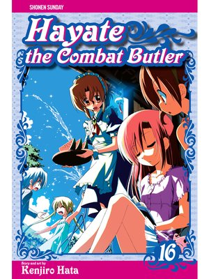 cover image of Hayate the Combat Butler, Volume 16