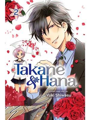 cover image of Takane & Hana, Volume 2