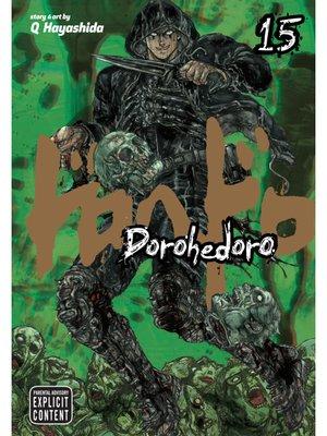 cover image of Dorohedoro, Volume 15