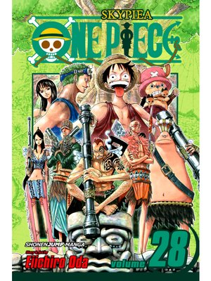 cover image of One Piece, Volume 28