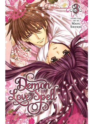 cover image of Demon Love Spell, Volume 3