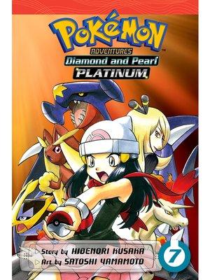 cover image of Pokémon Adventures, Volume 36