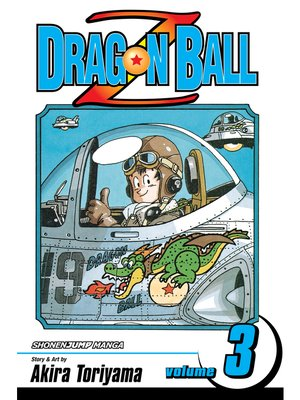 cover image of Dragon Ball Z, Volume 3