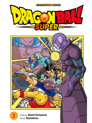 cover image of Dragon Ball Super, Volume 2