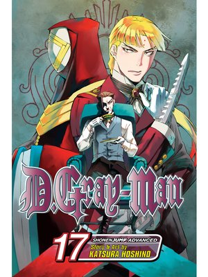 cover image of D.Gray-man, Volume 17
