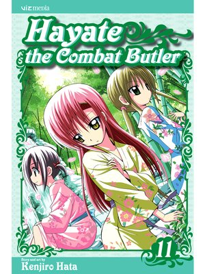 cover image of Hayate the Combat Butler, Volume 11