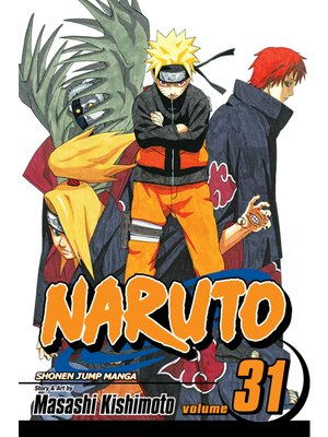 cover image of Naruto, Volume 31