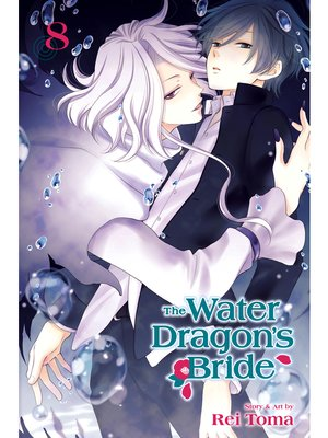 cover image of The Water Dragon's Bride, Volume 8