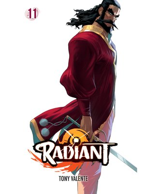 cover image of Radiant, Volume 11