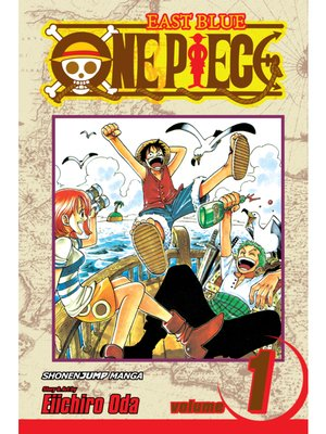 cover image of One Piece, Volume 1
