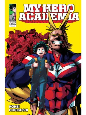 cover image of My Hero Academia, Volume 1