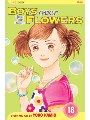 cover image of Boys Over Flowers, Volume 18