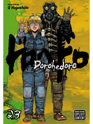 cover image of Dorohedoro, Volume 23