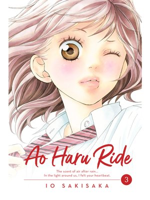 cover image of Ao Haru Ride, Volume 3