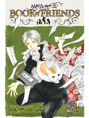 cover image of Natsume's Book of Friends, Volume 1