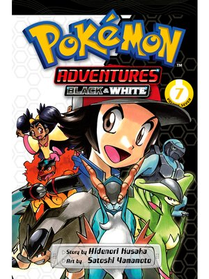 cover image of Pokémon Adventures, Volume 49
