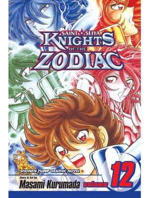 cover image of Knights of the Zodiac (Saint Seiya), Volume 12