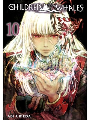 cover image of Children of the Whales, Volume 10