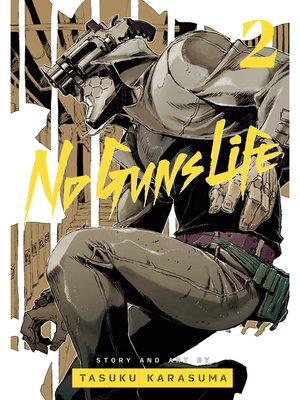 cover image of No Guns Life, Volume 2