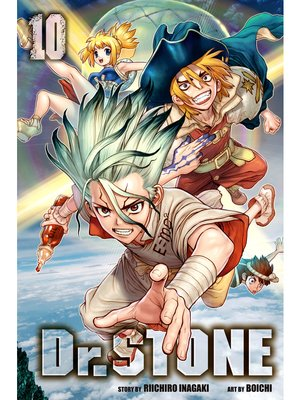 cover image of Dr. STONE, Volume 10