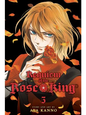 cover image of Requiem of the Rose King, Volume 5