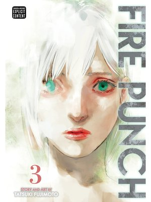 cover image of Fire Punch, Volume 3