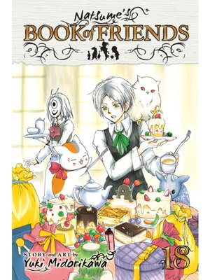 cover image of Natsume's Book of Friends, Volume 18