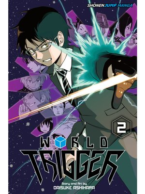 cover image of World Trigger, Volume 2