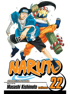cover image of Naruto, Volume 22