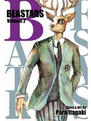 cover image of BEASTARS, Volume 2
