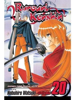 cover image of Rurouni Kenshin, Volume 20