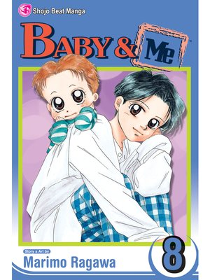 cover image of Baby & Me, Volume 8