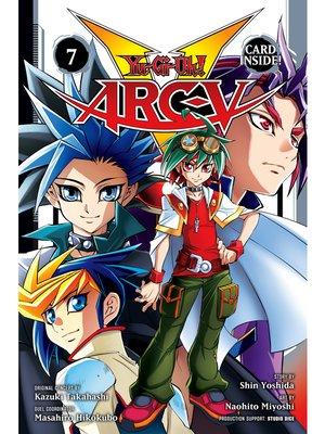 cover image of Yu-Gi-Oh! Arc-V, Volume 7