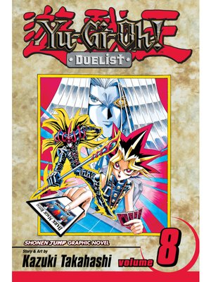 cover image of Yu-Gi-Oh!: Duelist, Volume 8