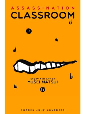 cover image of Assassination Classroom, Volume 17
