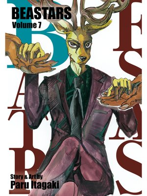 cover image of BEASTARS, Volume 7
