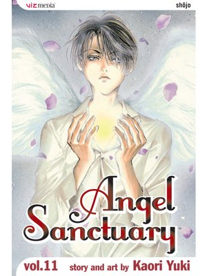 cover image of Angel Sanctuary, Volume 11