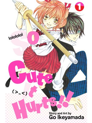 cover image of So Cute It Hurts!!, Volume 1