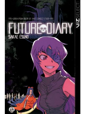 cover image of Future Diary, Volume 2